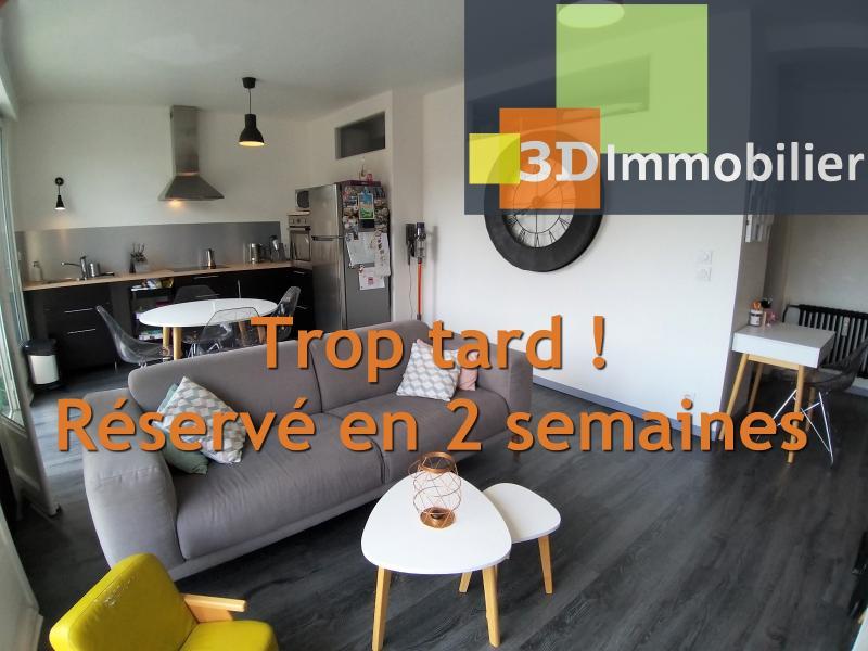 LONS-LE-SAUNIER (39 JURA), à vendre appartement centre-ville, 2 chambres, 65 m2, refais à neuf.