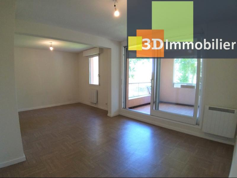 LONS-LE-SAUNIER (39 JURA), à vendre appartement avec terrasse, 3 chambres, 89 m², garage, lumineux