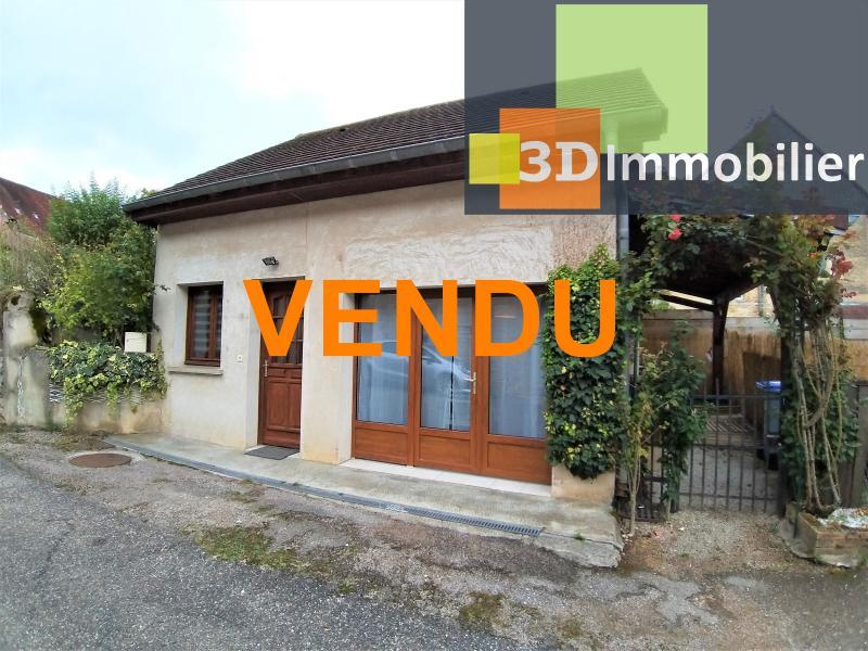 Secteur GEVINGEY (JURA), à vendre maison de 45 m², 1 CH, idéal location touristique, investisseurs.