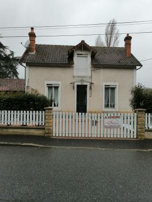 Maison de ville centre Chatillon sur Loire
