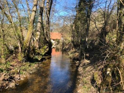 Magnifique Moulin aux portes du Morvan