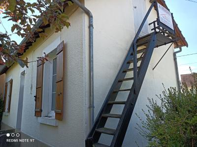 Maison en plein centre ville de Nevers