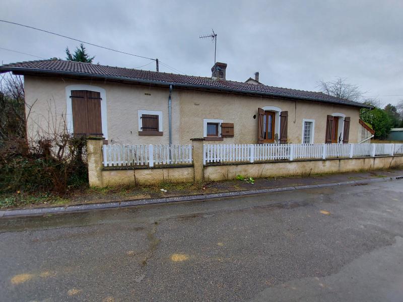 A VENDRE - Maison T3 Plain-pied - LA MACHINE