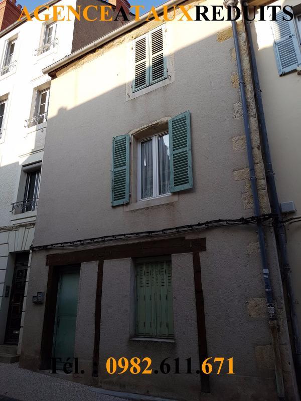 Immeuble en centre ville de Nevers