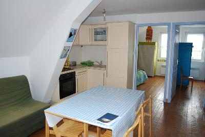 APPARTEMENT 2 CHAMBRES MERLIMONT 200M PLAGE