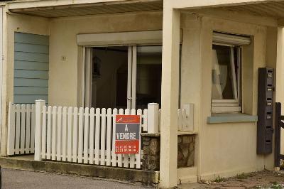 BEL APPARTEMENT TRAVERSANT 1 CHAMBRE 20 MÈTRES PLAGE, Agence Immobilière Merlimont