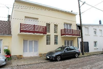 MERLIMONT PLAGE MAISON 3 CHAMBRES JARDIN, Agence Immobilière Merlimont