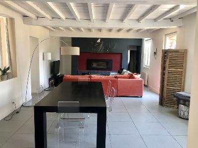 LONGÈRE DE CHARME ENTIÈREMENT RÉNOVÉE, Agence Immobilière Merlimont