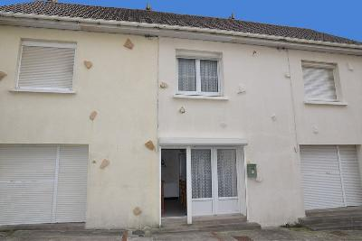 Rare cottage 2 chambres poss 3, 100m plage Merlimont, Agence Immobilière Merlimont