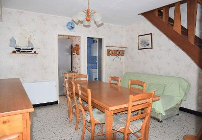 Rare cottage 2 chambres poss 3, 100m plage Merlimont