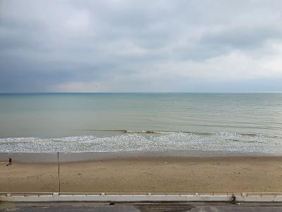 Magnifique appartement face mer Merlimont Plage, Agence Immobilière Merlimont