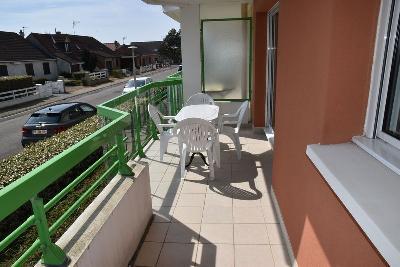 Magnifique appartement T2 cabine de standing, Agence Immobilière Merlimont