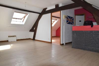 Appartement T2 garage Berck 900m plage, Agence Immobilière Merlimont