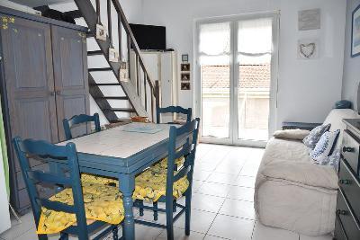 Appartement 2 pièce(s)  de 37 m² env. , Agence Immobilière Abri-mer, dans le département du Pas-de-Calais