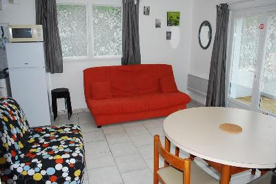 CHARMANT PIED-A-TERRE 1 CHAMBRE 62155 MERLIMONT