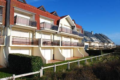 MERLIMONT PLAGE APPARTEMENT 1 CHAMBRE, Agence Immobilière Merlimont
