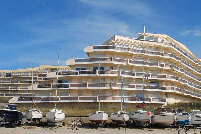 MERLIMONT PLAGE APPARTEMENT 3 CHAMBRES FACE MER