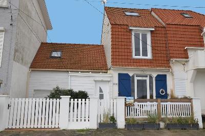 Villa 3 chambres vue mer Merlimont Plage, Agence Immobilière Merlimont