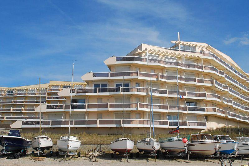 MERLIMONT PLAGE APPARTEMENT 2 CHAMBRES FACE MER