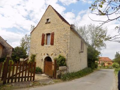Dans un hameau très calme, Charmante maison en pierres, 85 m² hab de suite. salviac