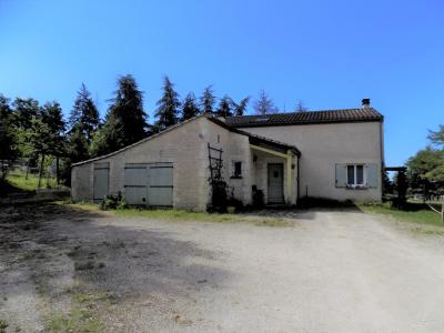 Villefranche-du-Périgord, Maison contemporaine avec gîte, écurie et terrain de 16 935 m² VILLEFRANCHE DU PERIGORD