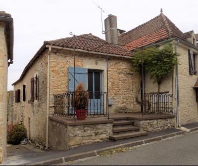 Charmante maison de bourg THEDIRAC