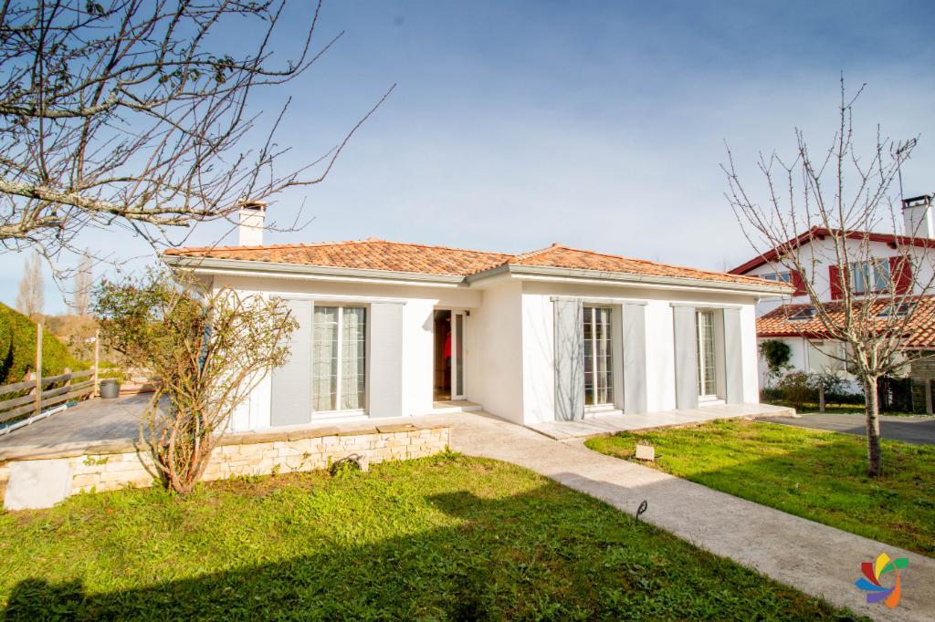 Maison Bassussarry 5 pièce(s) 130 m2, agence immobilière Pays-Basque