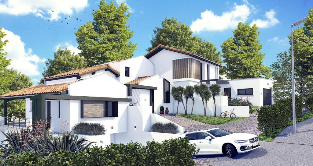 Anglet, Villa avec garage, agence immobilière Pays-Basque