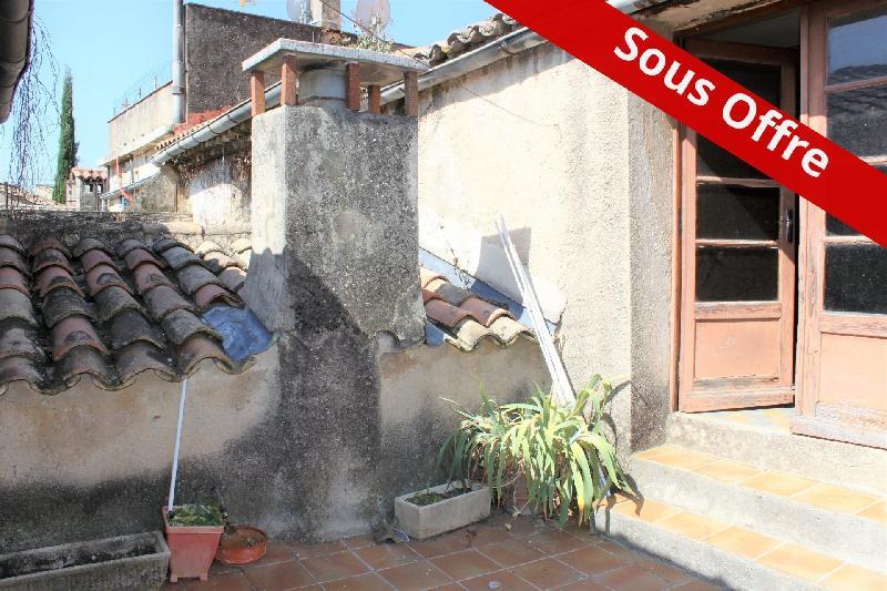 Grande maison avec terrasse et garage à Cadenet, Agence Immobilière UnChezVous, dans les départements de l'Ariège et de l'Aude