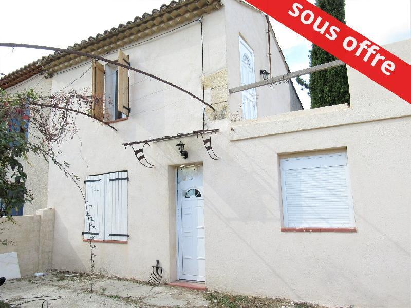 Maison 42 m2 avec jardin au calme à Mallemort (13), Agence Immobilière UnChezVous, dans les départements de l'Ariège et de l'Aude