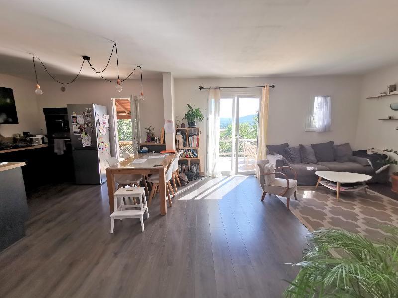 Villa T4 sur 878m² de terrain avec vue et piscine, Agence Immobilière UnChezVous, dans les départements de l'Ariège et de l'Aude